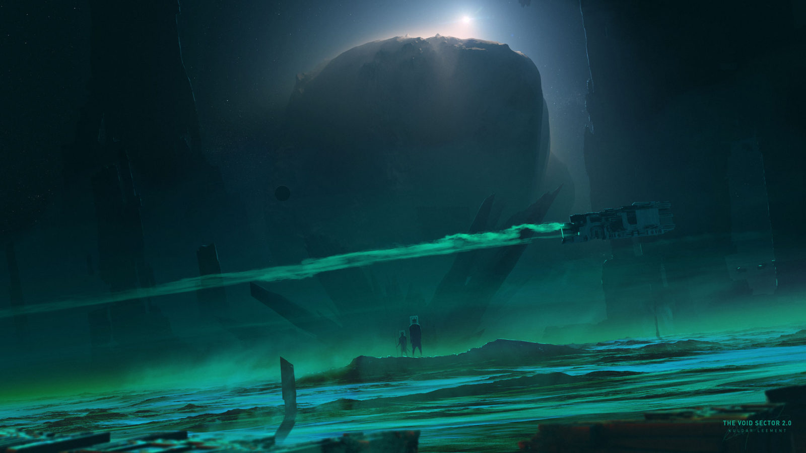Kuldar Leement - The void sector 2.0